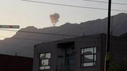 Turkish aircraft target mount Metin in Duhok