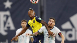 ميسي يقود الأرجنتين لفوز صعب بتصفيات كاس العالم