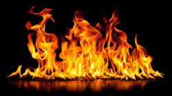 إنتحار فتاة حرقا في بغداد