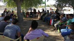 تجمع احتجاجي في مندلي