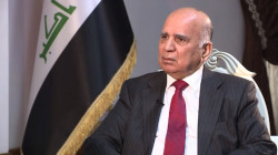 Iraqi Minister of Foreign affairs arrives in Cairo