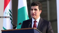 Kurdistan's Barzani arrives in Kuwait