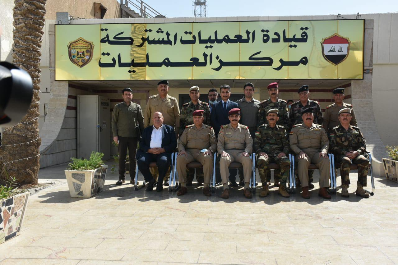 Details of Baghdad and Erbil joint military meeting disclosed