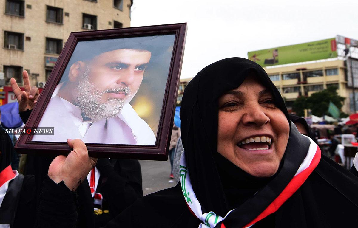 يسعى لمنصب رئيس الحكومة.. التيار الصدري يكشف شكل قائمته الانتخابية