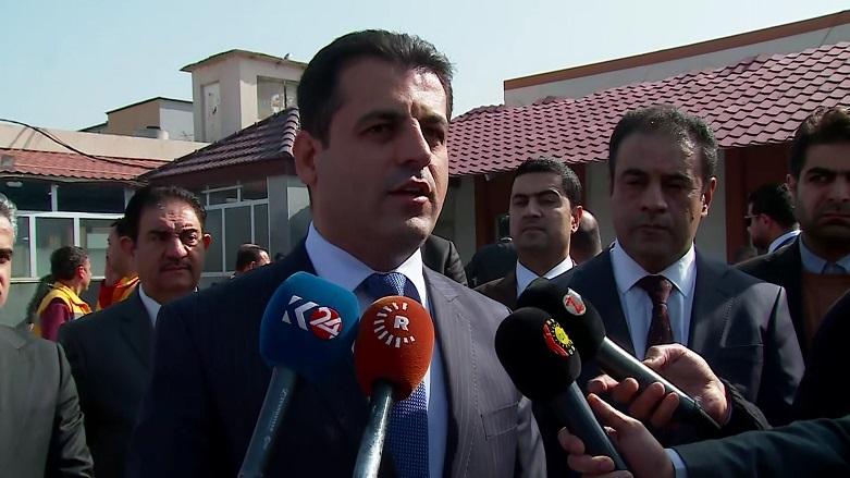 وزير صحة اقليم كوردستان يحدد اسباب ارتفاع نسبة الوفيات بكورونا