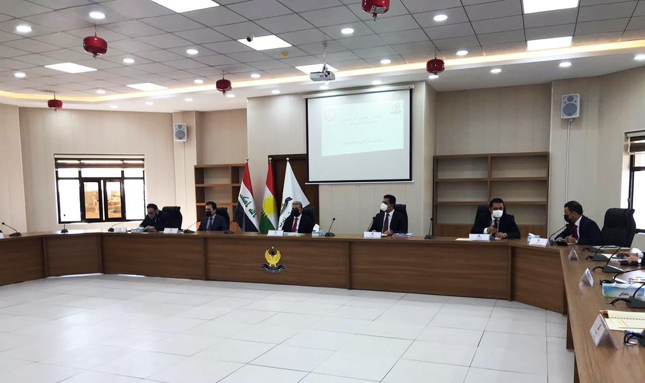 اقليم كوردستان يبت بمصير الدراسة والمعابر الحدودية بزمن كورونا ويحث لعقوبة