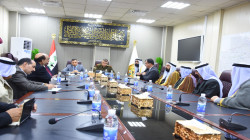 The joint operations command holds its first meeting in Baghdad
