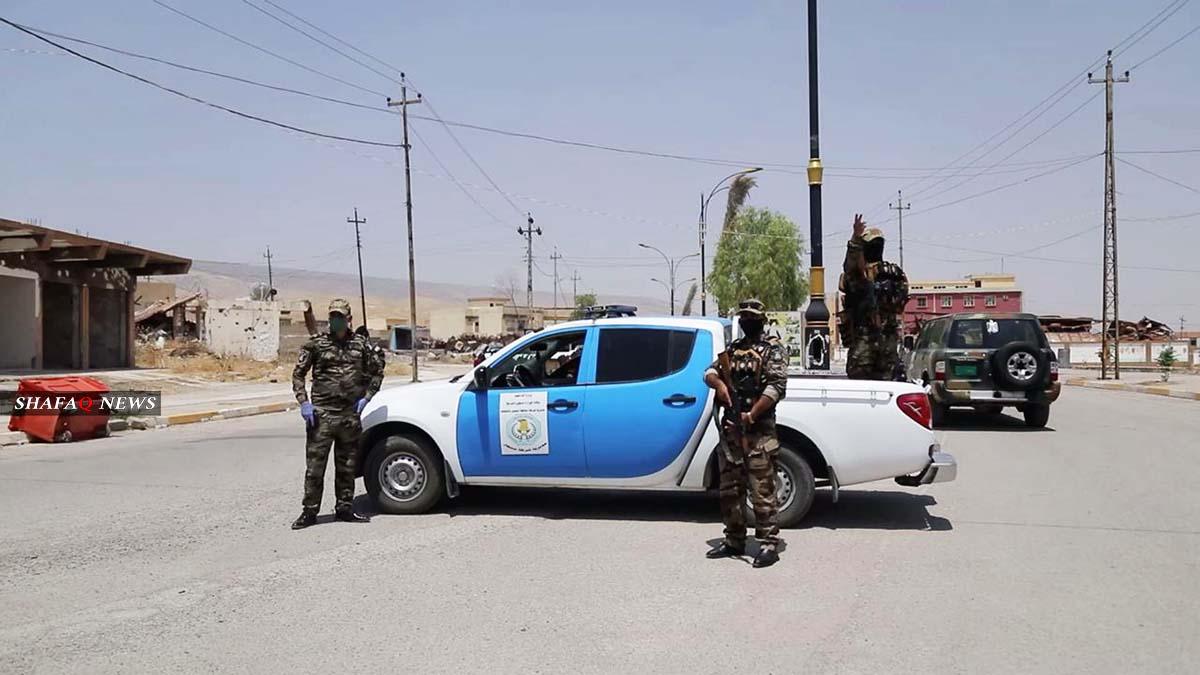 جريحان بهجوم مسلح والقبض على داعشيين شقيقين في الفلوجة وبغداد