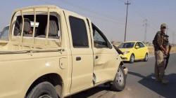 وفاة ضابط بالجيش العراقي وإصابة جندي ونجاة اخرين بأعجوبة في حادث