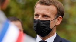 """ماكرون يعتبر ذبح مدرس قرب باريس """"هجوماً إرهابياً إسلامياً"""""""