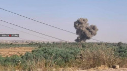 Iraqi air force air strike destroys ISIS hideouts in Mosul