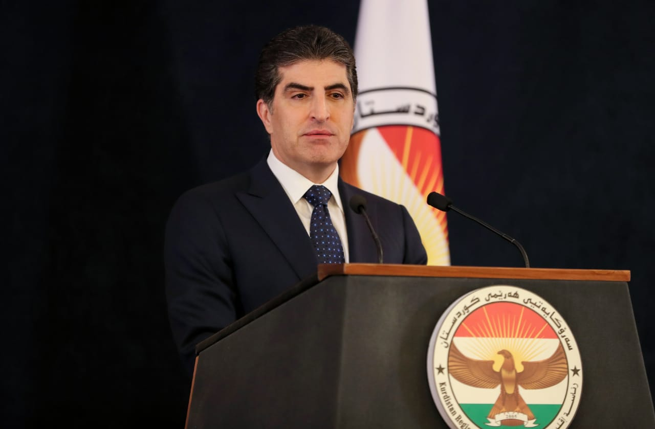 Kurdistan 'Barzani about Democratic Party attack: Nothing should affect the new Iraq 1602937198928