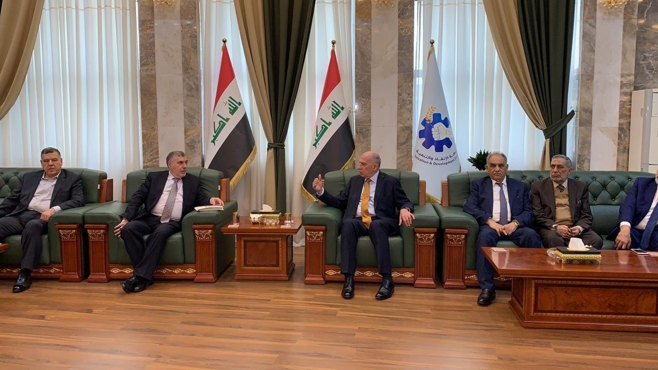 Sunnis' region in Iraq, a dream hard to be true 1603113611215
