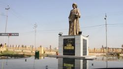 صور.. الحياة تدب بتماثيل الموصل