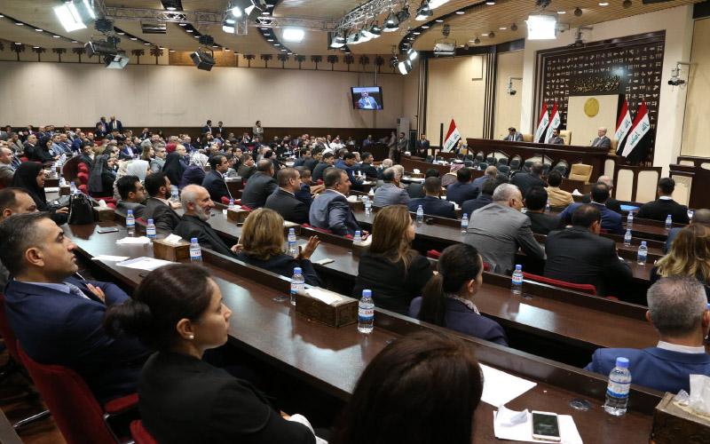 "Iraqi parliament ""stunned"".. 41 trillion dinars of borrowing for three months 1603274402768"