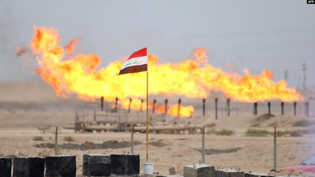 Iraq's oil exports to India in September decreased by 18%