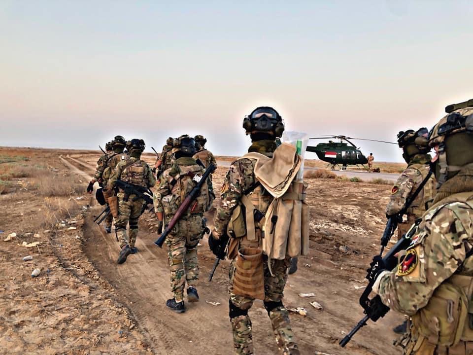 Iraqi Forces kills an ISIS leader in Kirkuk