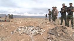 اكتشاف مقبرة جماعية قرب كفري - خانقين