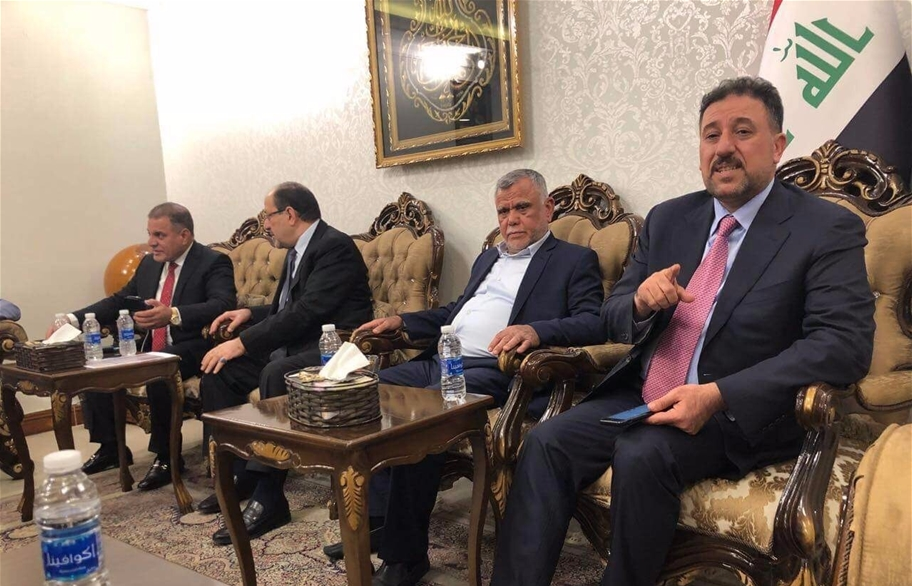 Thirteen MPs dissidents from the Iraqi Forces Alliance to form a new Parliamentary bloc 1603473560454