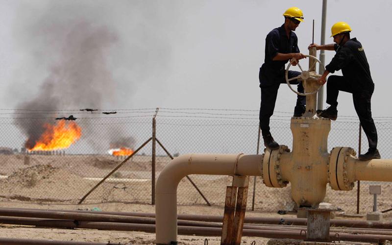 العراق يعلن كميات النفط المصدرة يوميا بعد إتفاق أوبك