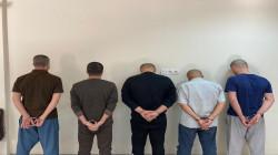 أربيل تطيح بمتاجرين بجوزتهم 3 كلغم مخدرات وتعتقل اطراف المشاجرة المسلحة