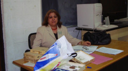 كورونا يغيّب رئيسة منظمة الكورد الفيليين لحقوق الإنسان