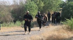 """سكان وقوات عسكرية يلاحقون اوكار """"داعش"""" في جلولاء"""