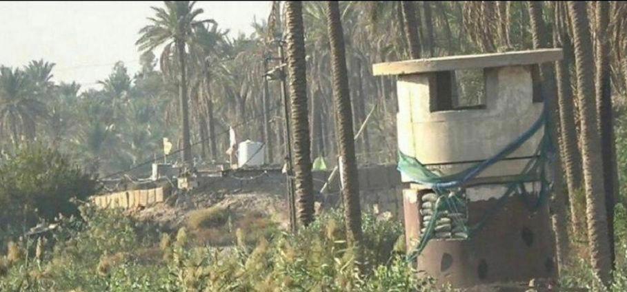 هجوم مسلح يستهدف برج مراقبة قرب بغداد