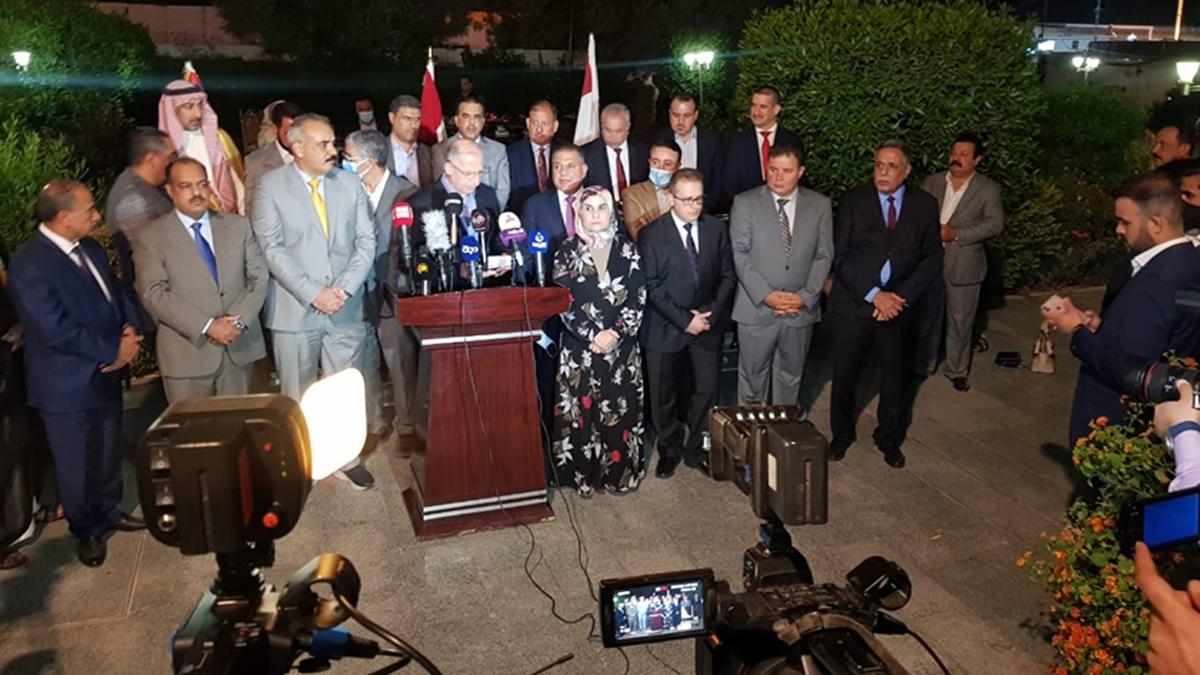 """الجبهة السنية تتحرك لـ""""إصلاح"""" البرلمان وتنتخب النجيفي رئيساً لها"""