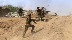 """الحشد الشعبي يحبط هجوماً """"ارهابياً"""" بين محافظتين"""