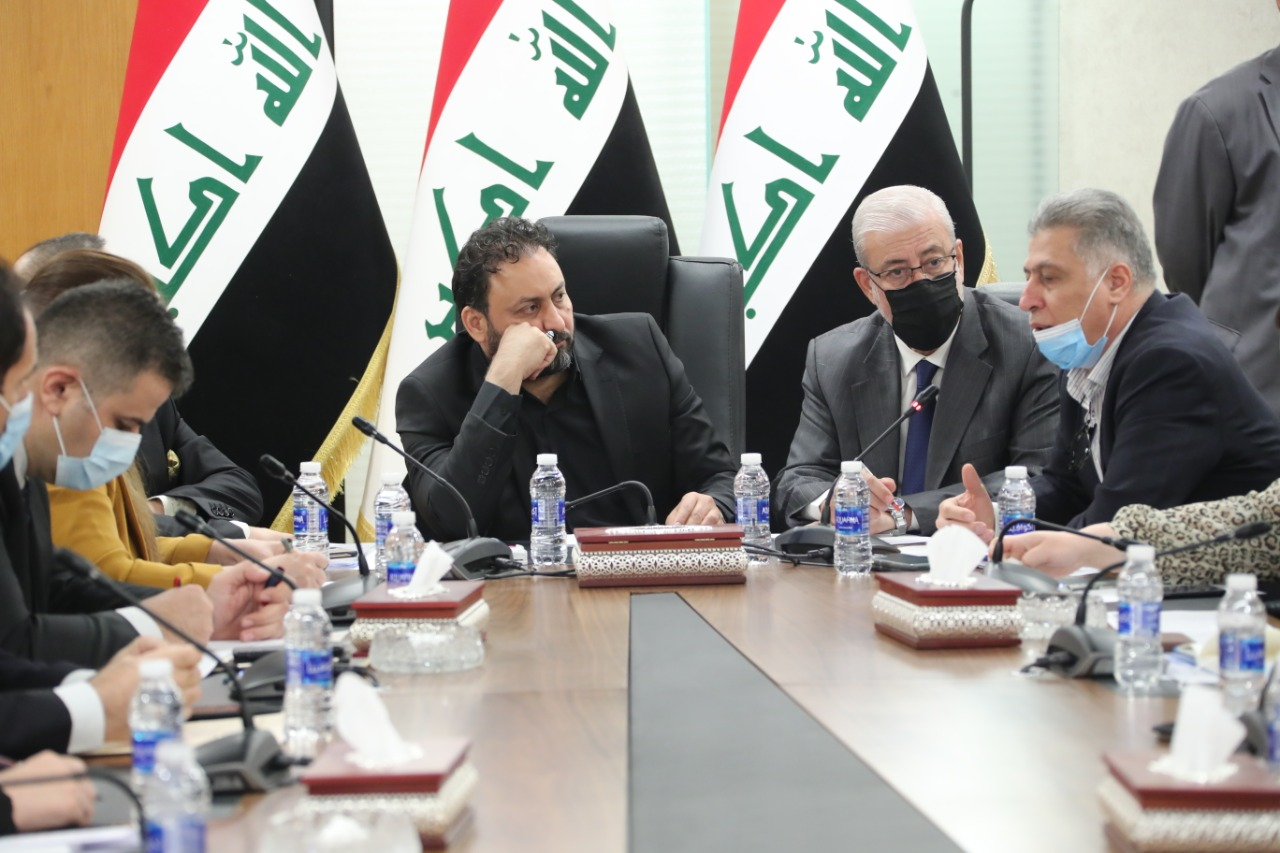 The parliament solves the dilemma of the electoral districts in Nineveh and Kirkuk