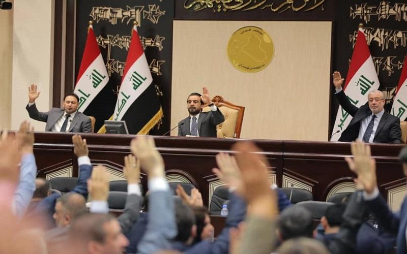 البرلمان العراقي يكمل التصويت على الدوائر الانتخابية