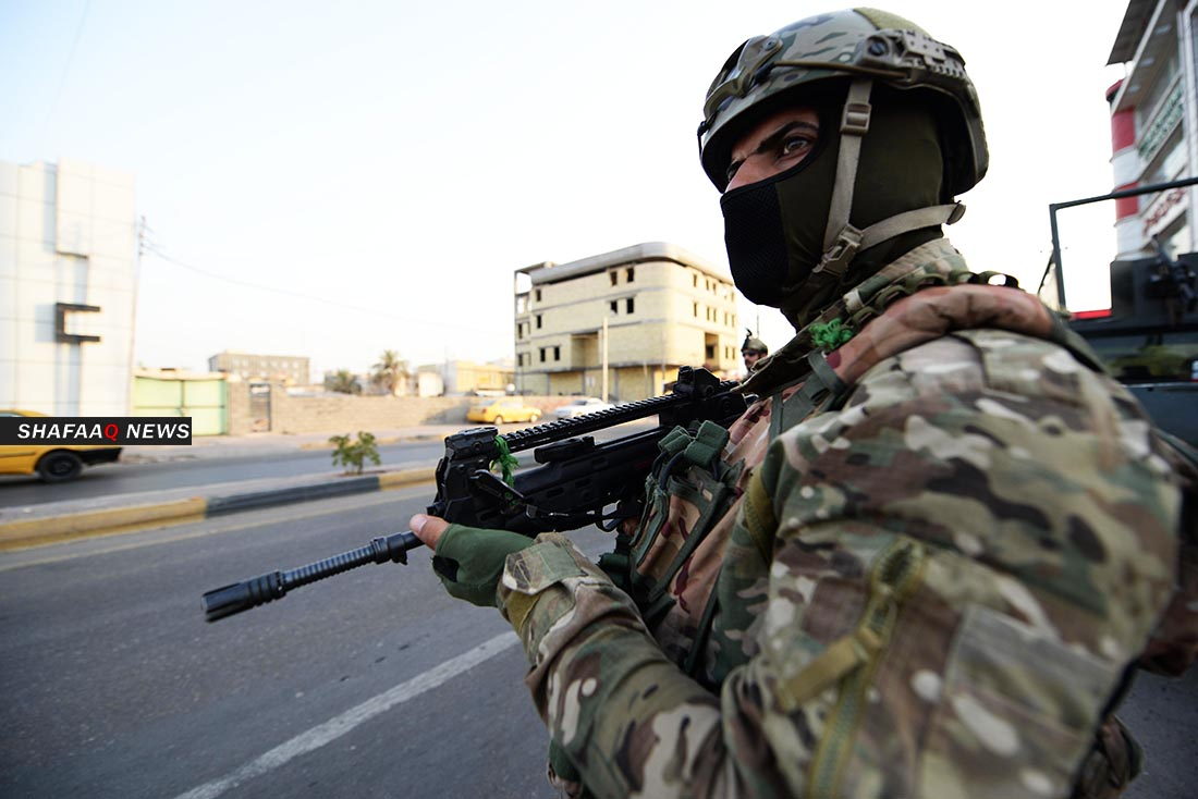 Two ISIS terrorists arrested in Kirkuk