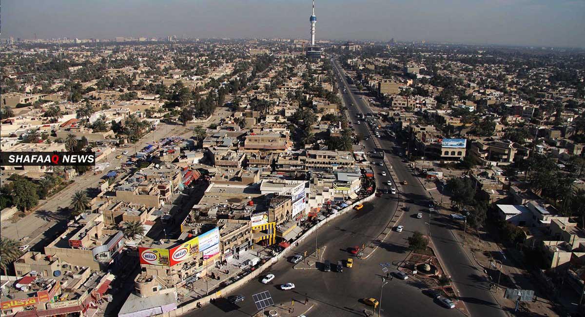 دوي انفجار عنيف جنوبي بغداد
