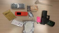 اعتقال متهم بحيازته أسلحة ومخدرات في أربيل