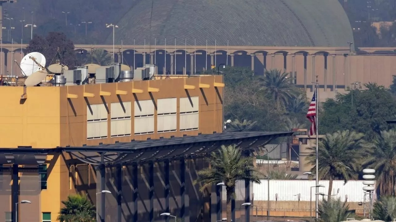 The US embassy in Baghdad condemns Al-Khailania terrorist attack