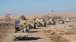 جرحى من الجيش العراقي بانفجار في داقوق كركوك