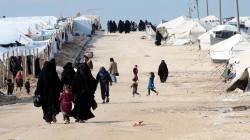 بعد سنوات من الأسر في مخيم الهول.. أيزيديتان في طريق العودة إلى سنجار