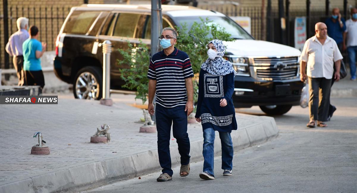 كورونا العراق.. قرابة ألف إصابة جديدة و11 وفاة خلال يوم