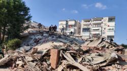 """العراق يتضامن مع """"محنة"""" زلزال إزمير بتركيا"""