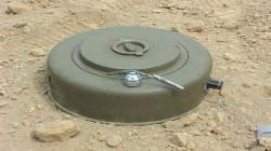 مدفونة بأرضٍ زراعيةٍ .. القوات العراقية تضبط 25 عبوة معدة للتفجير