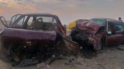 وفاة اربعة اشخاص وإصابة جندي بحادثين في نينوى