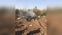 وفاة طيار ومساعده بسقوط طائرة عسكرية عراقية