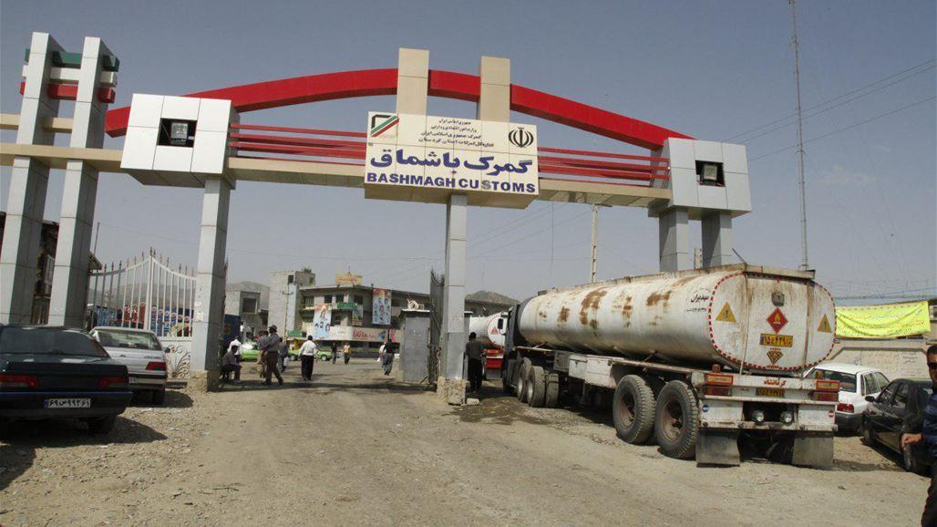 العراق أولاً ويتفوق على الصين في إستيراد السلع من إيران