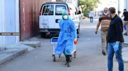 حالتا وفاة بفيروس كورونا في كوردستان مع انخفاض في أعداد الشفاء