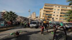 إرتفاع عدد ضحايا زلزال إزمير إلى أكثر من 100 قتيل