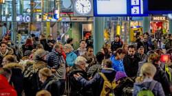 """""""تهديد إرهابي"""" يخلي محطة قطار رئيسية في هولندا"""