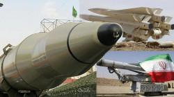Iran unveils new advanced missiles