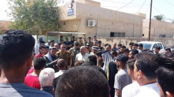 Citizens in Diyala stage protests against frequent terrorist attacks