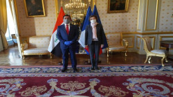 وزير الدفاع العراقي يصل الى فرنسا
